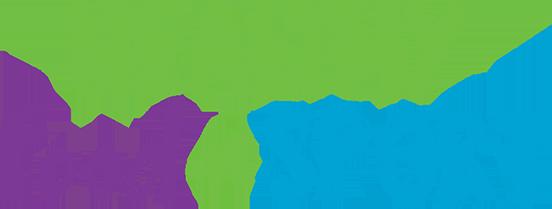 Healthy Food at Sport Logo