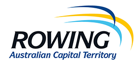 Rowing ACT Logo